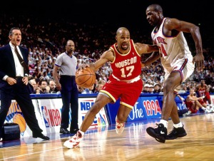 1994 NBA Finals Game 4:  Houston Rockets vs. New York Knicks