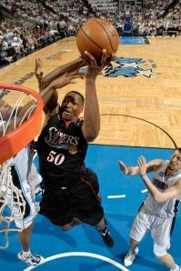 Philadelphia 76ers v Orlando Magic, Game 1
