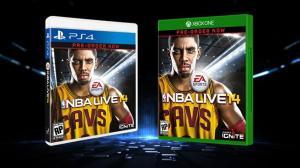 Irving NBA Live 14