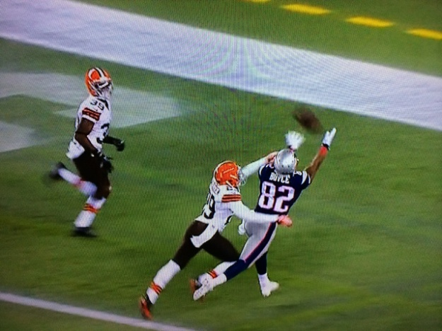 Browns penalty