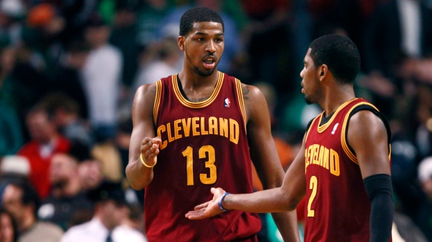 Tristan Thompson, Kyrie Irving
